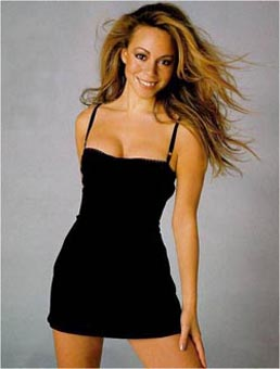 mariah carey in the 90s